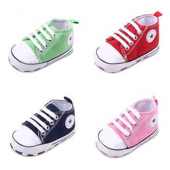 2020 Baby Shoes Girls/boys bebe sneakers Soft Sole Skid-proof Cute little Kids Toddler Shoes First Walkers Fit 0-18 Months цена 2017