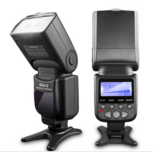 Meike MK-930 II Flash Speedlight/Speedlite for Canon 6D EOS 5D 5D2 5D Mark III II AS Yongnuo YN-560 YN560 II YN560II цена