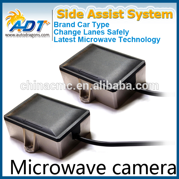 24 Ghz Microwave Radar Blind Spot Ist Warning Sensor Safety Detection System With Mirror Non Obd Function For Teana J33 In Parking Sensors From