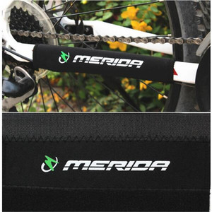 Image 1 - 2 Pcs New Hot Sale Outdoor Bike Stay Chain Protection Front Fork Cycling Bicycle Frame Chain Care Cover Accessories