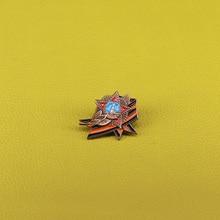 Значок советского ордена победы, булавка, медаль СССР, копия Красной Звезды, брошь для мужчин, патриот, подарок