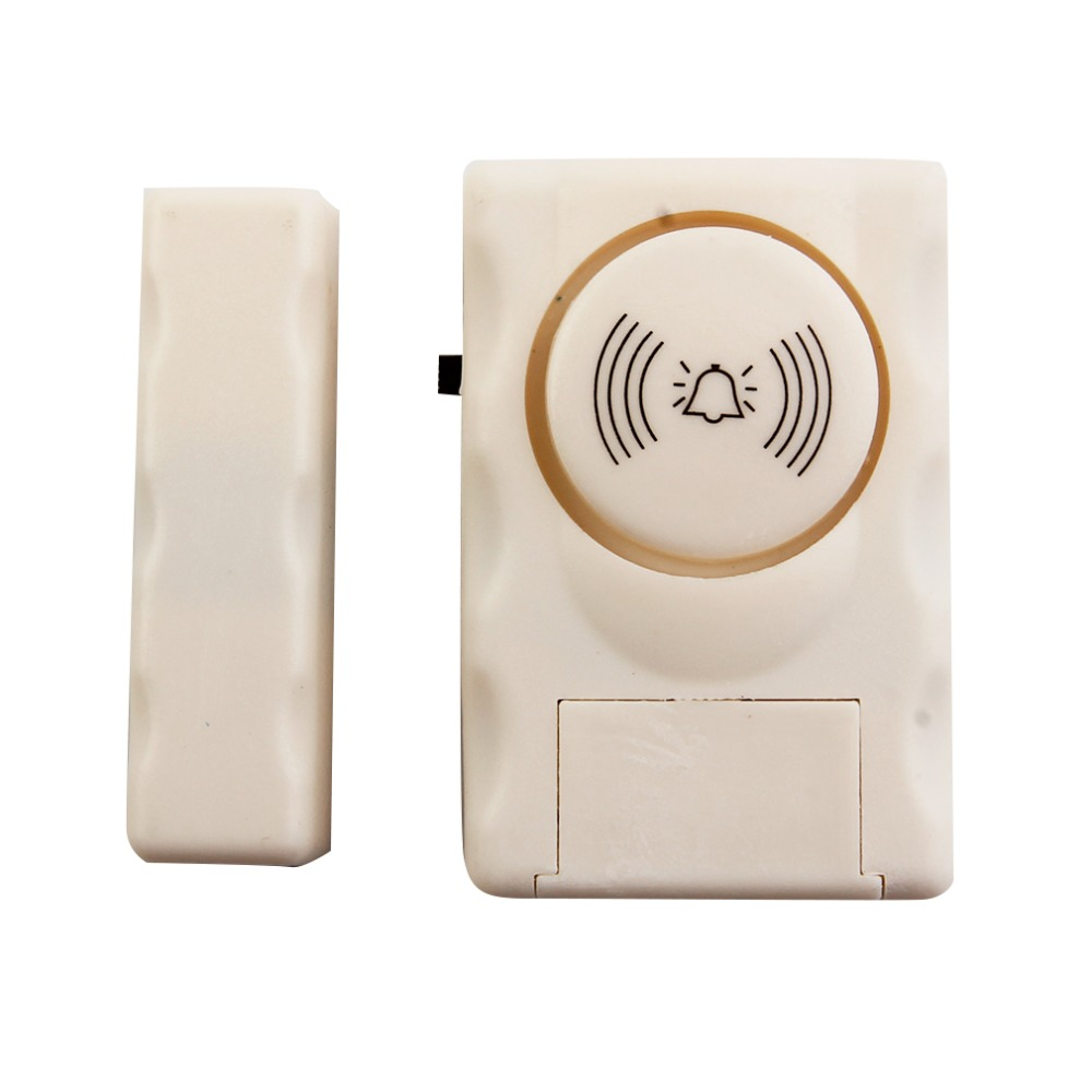 Entry Alarm Burglar Super Loud Decibel Wireless Anti Lost Theft Alarm Device Home Door Window House Security System Guard hot sale wireless magnetic sensor door window entry alarm system loud alarm sound home security burglar alarm device