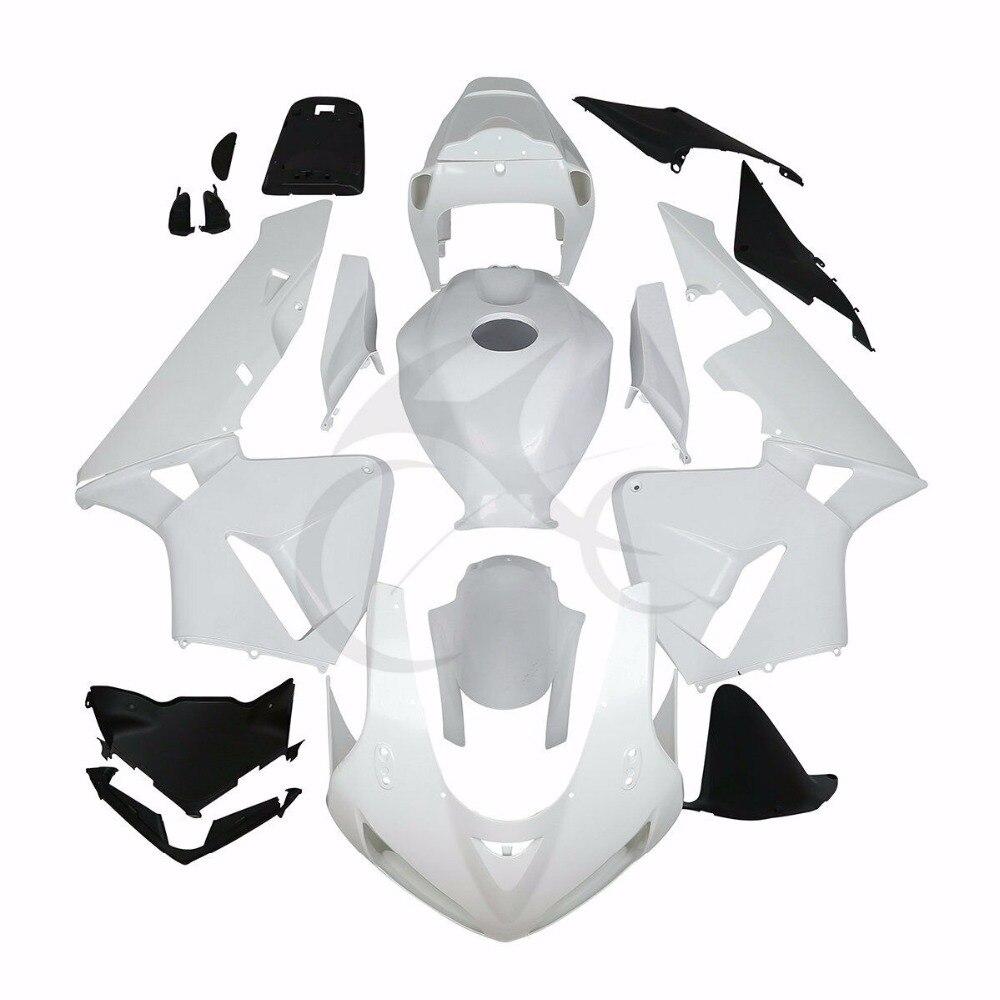 Motorfiets ABS Unpainted Kuip Carrosserie Kit Fit Voor Honda CBR600RR CBR F5 2003 2004