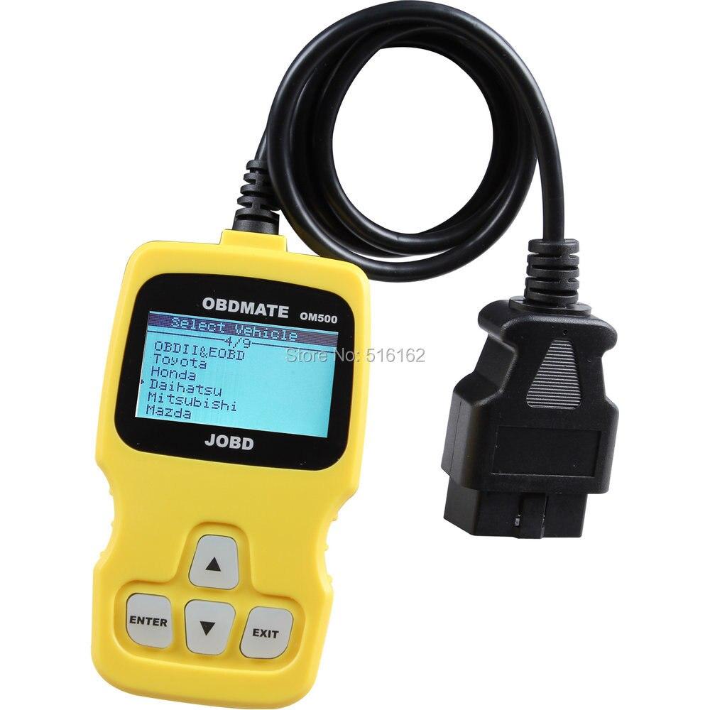 Цена за AUTOPHIX OBDMATE OM500 OBD2 сканер для toyota/Honda/DAIHATSU/Mitsubish/maada/Nissan/Suzuki