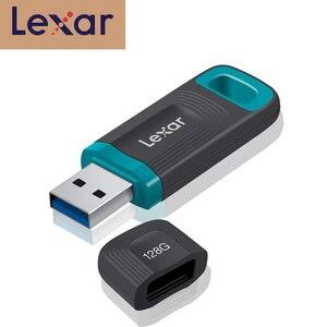 Image 1 - ليكسر المصغّر USB 3.1 فلاش حملة القرص 128GB 150 برميل/الثانية بندريف Mini Cle USB 32GB 64 go فلاش ميموري القرص على مفتاح نوع c