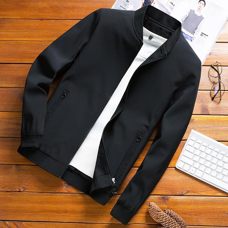 Cheap Wholesale 2019 New Autumn Winter Hot Selling Men's Fashion Netred Casual  Work Wear Nice Jacket MC323