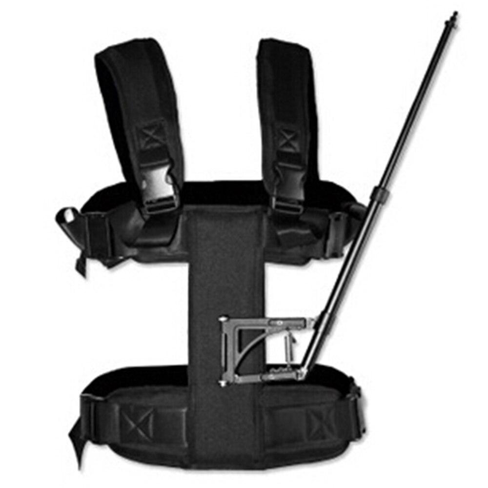 DF DIGITALFOTO Camera steadicam vest video steadycam camcorder stabilizer vest DSLR hold support rod 5D2 5D3