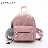 LEFTSIDE Women 2018 Cute Backpack For Teenagers Children Mini Back Pack Kawaii Girls Kids Small Backpacks