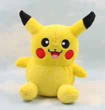 15cm Pikachu Plush Toys High Quality Cute Pokemon Plush Toys Children's Gift Toy Kids Cartoon Peluche Pokemon Pikachu Plush Doll