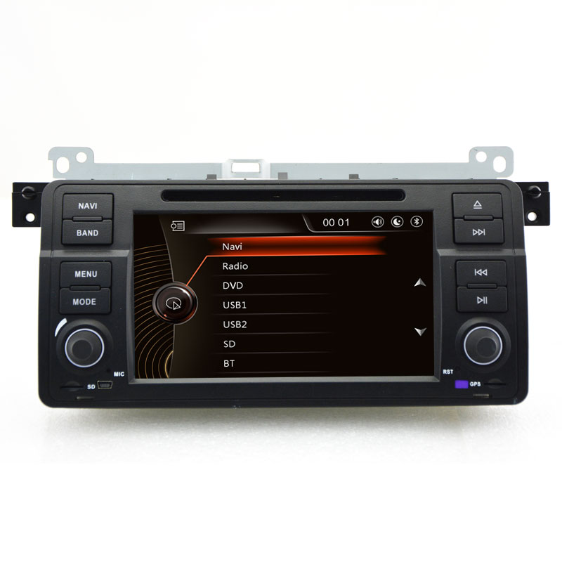 7 39 39 capacitive screen auto radio dvd gps navigation for. Black Bedroom Furniture Sets. Home Design Ideas