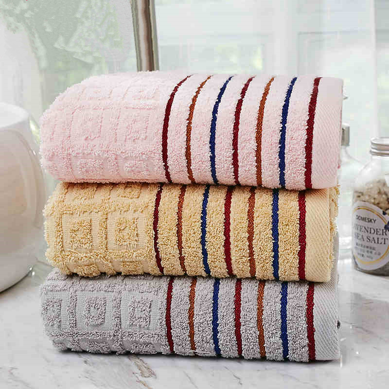 13264cm 280g new turkish towel 100 cotton bath towels for adult - Turkish Towels