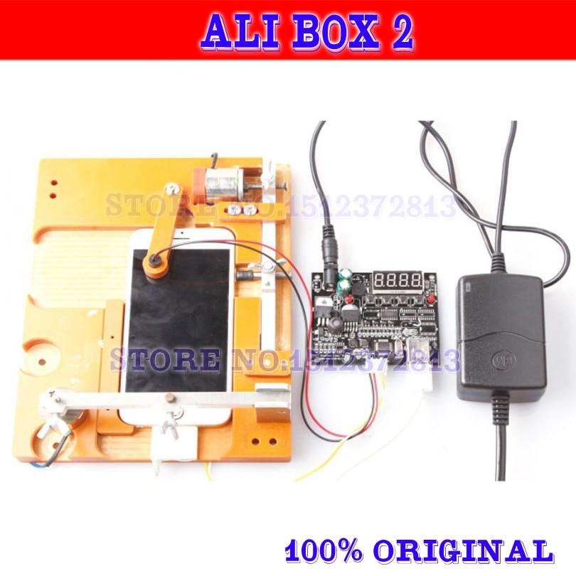 Gsmjustoncct Ali Box 2 For IPhone Screen Password Code Reader Fixture For IPhone 4 / 4S / 5 / 5S / 5C / 6 / 6 Plus IOS 7.0-8.1