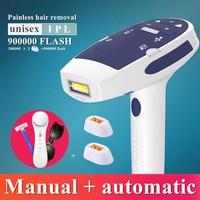 900000 вспышка IPL лазерная машина для удаления волос лазерный эпилятор удаление волос постоянный бикини триммер Электрический лазерный депил