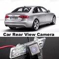 Câmera do carro Para Audi A4 S4 RS4 B8 A4L 2009 ~ 2014 Traseiro de Alta Qualidade View Camera Back Up Para Top Gear Amigos para Usar | CCD Com RCA