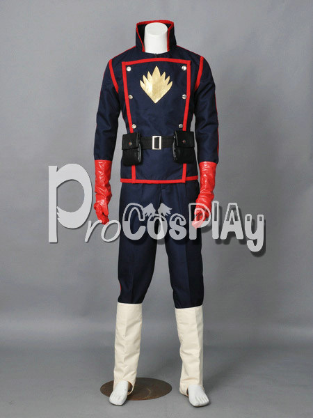Guardians of the Galaxy Comic Version Star-Lord / Peter Quill Leader Cosplay Costume mp001432