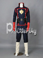 Guardians of the Galaxy Comic Version Star Lord Peter Quill Leader Cosplay Costume mp001432