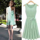 Save 1.87 on Quality Chiffon Tropical Elegant Fashion Brand Summer Style Dress Mujer Vestidos De Festa Female Casual Women Dress Femininas