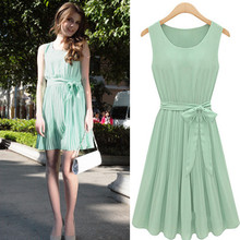 Quality Chiffon Tropical Elegant Fashion Brand Summer Style Dress Mujer Vestidos De Festa Female Casual Women Dress Femininas