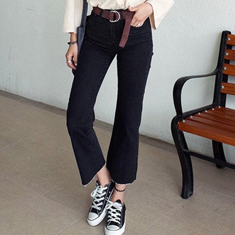 Popular Flare Leg Capri Jeans-Buy Cheap Flare Leg Capri Jeans lots ...