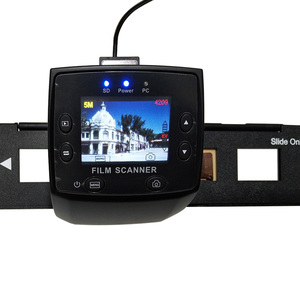 35mm Negative Film Scanner High quality Mini Photo Slide scanner Supports system Windows XP / Vista / 7