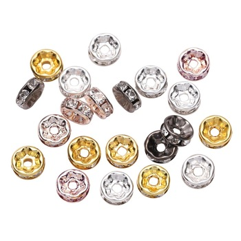 50pcs/lot Spacer Beads 1