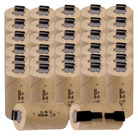 Lowest price 32 piece SC battery 1.2v batteries rechargeable 3000mAh nimh battery for power tools akkumulator