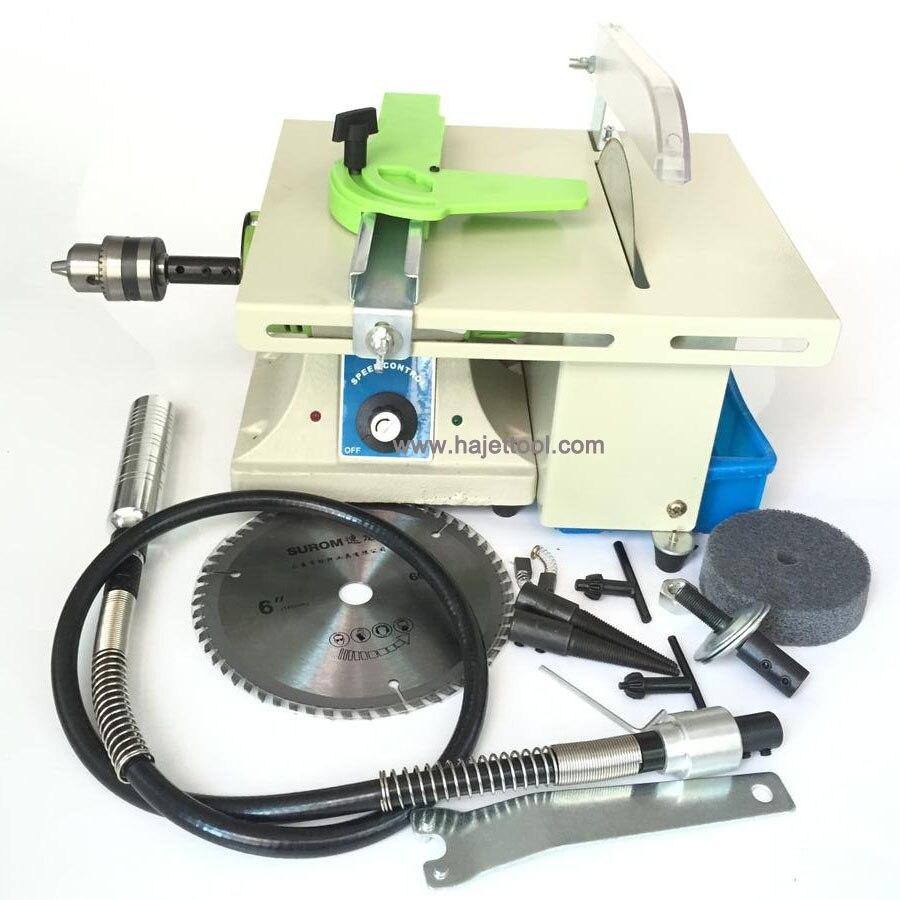 Magnificent Us 105 99 220V Trim Saw Machine Gemstone Cutting Machine Bench Grinder With Shalft 2Pcs 6 Download Free Architecture Designs Scobabritishbridgeorg