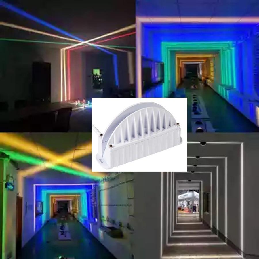 Us 51 0 15 Off Led Window Porch Light Waterproof Modern Indoor Wall Lamp Outdoor Lighting Decorative Flood Lights Corridor Aisle In