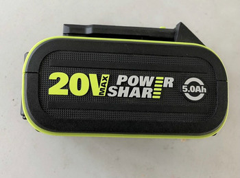 LED Korea Brand 20V Battery 5000mah Li-ion for Power Tool 20V Worx WU629,WU279 Wu388 wu380 wu172 wu179 wu179 wu189 wu808