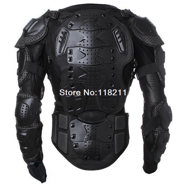 Armure de motocross veste d'armure de moto armure complète pour adultes et jeunes enfants taille m à XXL