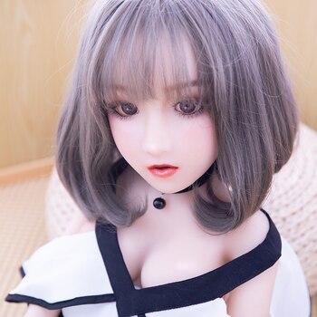 All Silica Gel Real Person Intelligence Love Machine Human Body Art Adult Supplies 100cm Sex Doll  Big Breast Sex Doll