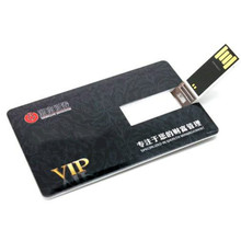 Free Custom LOGO Rotatable Card USB Flash Drive Pendrive Memory Stick 128MB 4GB 8GB 16GB 32G Print Company Logo Wedding Gift