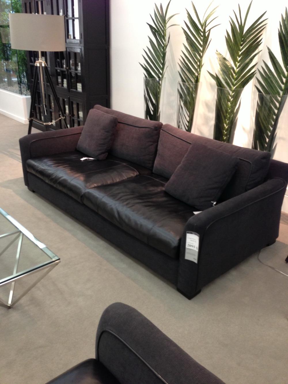 Moderne wohnzimmer sofa 3 französisch designer echtem leder sofa sofagarnitur setchina mainland