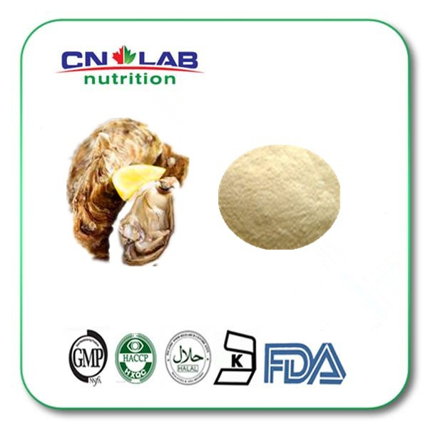 High quality Oyster extract powder Taurine 1kg 1000g 98% fish collagen powder high purity for functional food