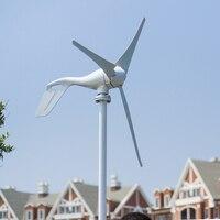 400w Wind Generator Turbine Free Controller Horizontal China Manufacturer