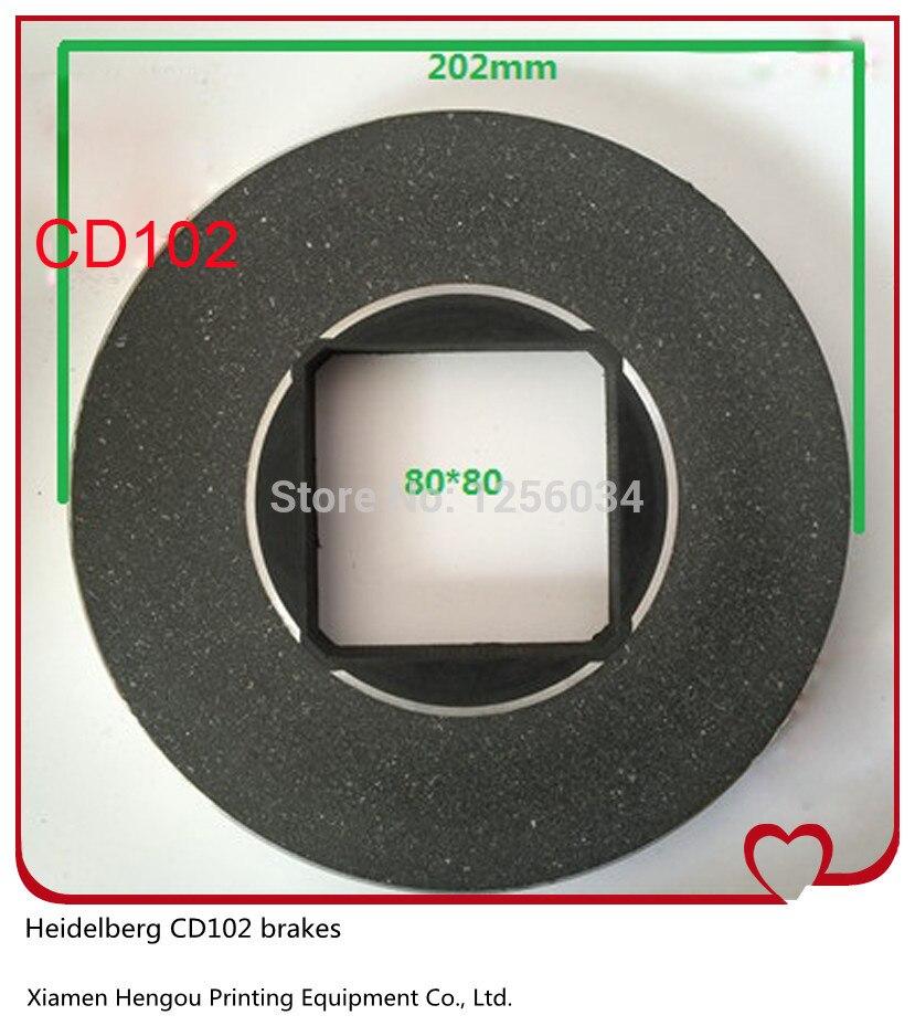 все цены на 1 piece top high quality Heidelberg CD102 printing parts brakes онлайн