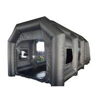 Подвижные надувные paint booth, подвижная краской палатка