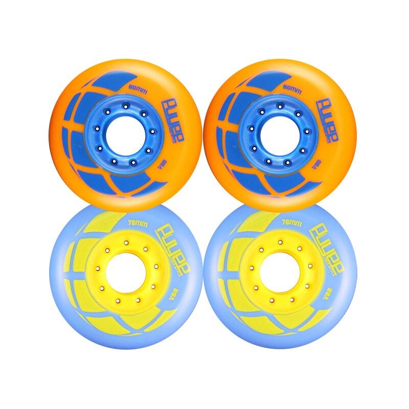 Japy Skate 88A Puyee Inline Skates Wheels Professional Slalom Sliding Roller Skating Wheels SEBA Powerslide Slide Patines Tires wheel
