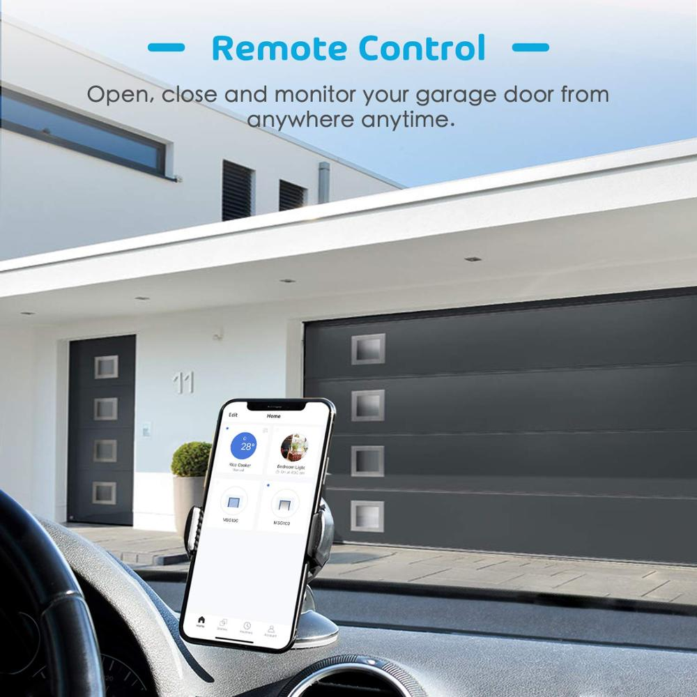 Hot Sale] Original Meross Smart Garage Door Opener Kit