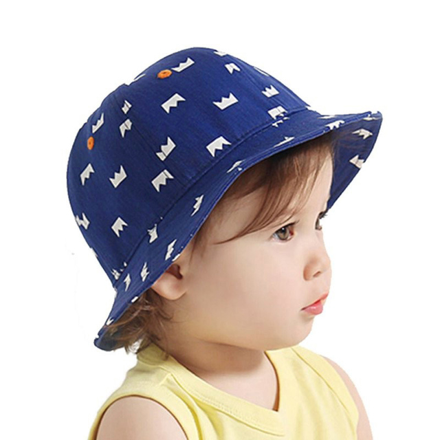 1 Piece cute Summer Baby Hat Toddler Infant Sun Cap Outdoor Girl Boy Cap  for newborn baby cap sun hat fotografia 782aee64878