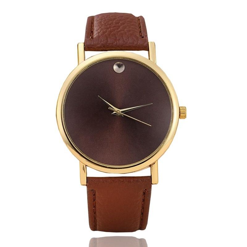 Luksus Brand Women Watch 2018 Fashion Casual Leather Quartz Watch - Dameure - Foto 2