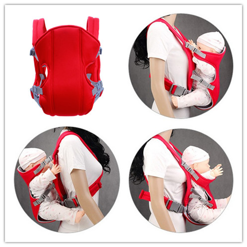 Discount! Baby Carrier High-quality Front Back activity&gear Infant Backpack Wrap Strap