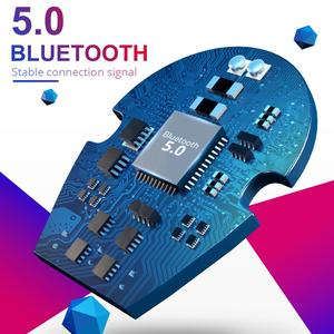 Image 4 - Q32 TWS Wireless Earphones LED Power Bank Function in ear 5.0 Bluetooth Earpiece Handsfree Phone Earbuds with Charge Box