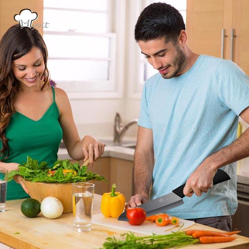 Keukenmessen Keramische Mes 3