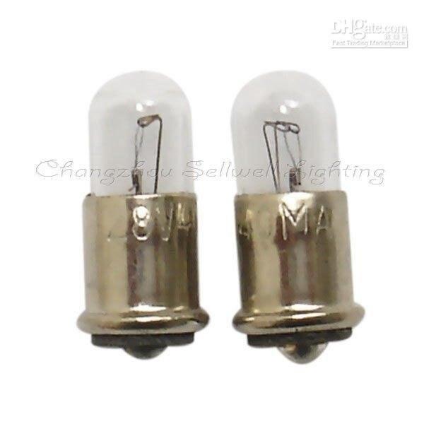 2019 Miniaturní svítilna A304 28v 40ma mf6 sellwell lighting