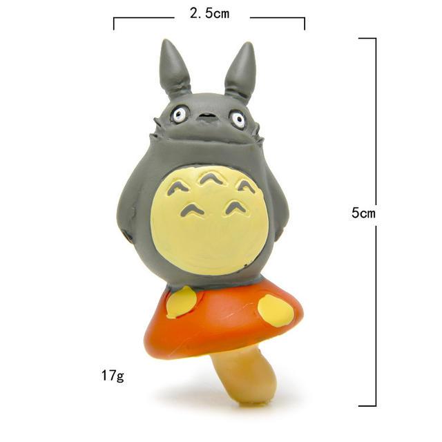 9Pcs Totoro Figure