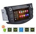 "Последние 2 ГБ RAM Android 5.1 Навигация GPS Автомобиля для Toyota RAV4 Авторадио 7 ""2 Din Quad Core Audio Радио Стерео 4 Г Wi-Fi DAB + OBD 2"