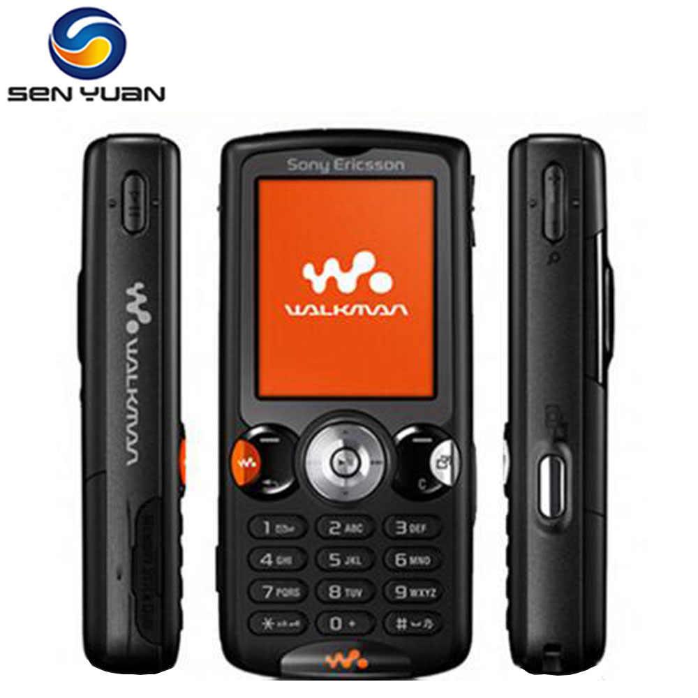 69e67909f29 Original Sony Ericsson W810 teléfono móvil 2.0MP Bluetooth desbloqueado  W810i del teléfono celular
