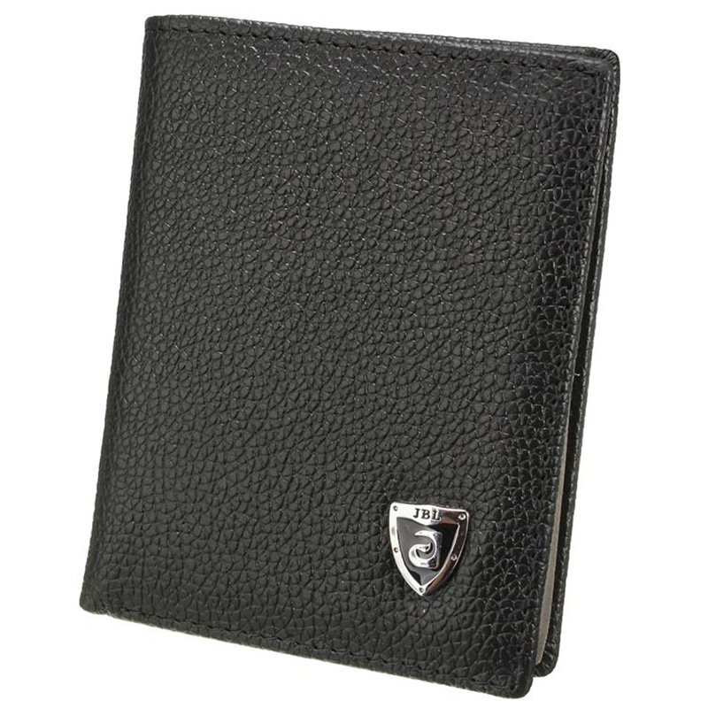 Hot Fashion Men PU Leather Wallets Short Design Stylish Business Card Holder Small Wallet Male Purse