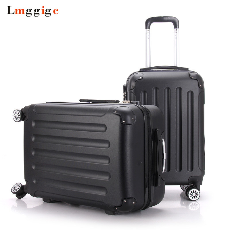 Spinner Rolling Luggage bag,Suitcase with wheel,Travel Box,Trolley Suitcase Case,Universal Wheel ABS Materials Hardcase Bag abs hardside rolling luggage set with handbag women travel suitcase bag with cosmetic bag 2022242628inch wheel trolley case